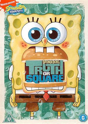Rent SpongeBob SquarePants: Truth or Square Online DVD Rental