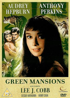 Rent Green Mansions Online DVD & Blu-ray Rental