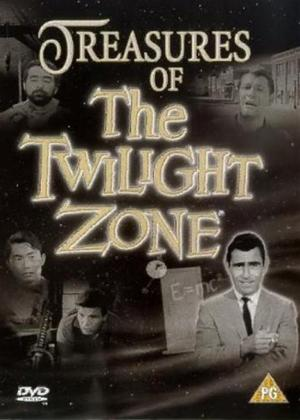 Rent Treasures of the Twilight Zone Online DVD Rental