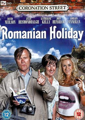 Rent Coronation Street: Romanian Holiday Online DVD & Blu-ray Rental