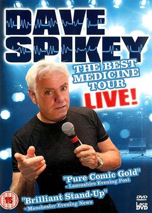 Rent Dave Spikey: Best Medicine Tour Live Online DVD Rental