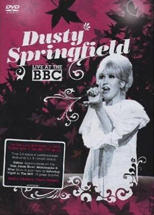 Rent Dusty Springfield: Live at the BBC Online DVD Rental