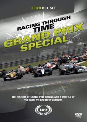 Rent Racing Through Time: Cars Online DVD & Blu-ray Rental
