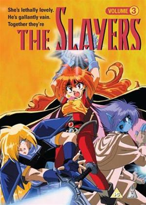 Rent The Slayers: Vol.3 Online DVD Rental