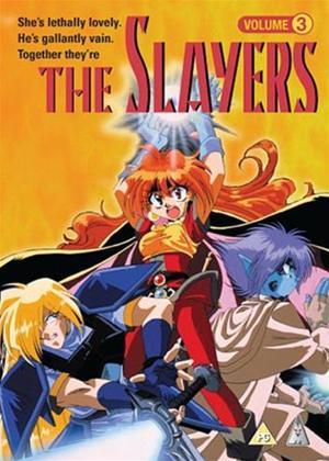 Rent The Slayers: Vol.3 (aka Sureiyâzu) Online DVD & Blu-ray Rental