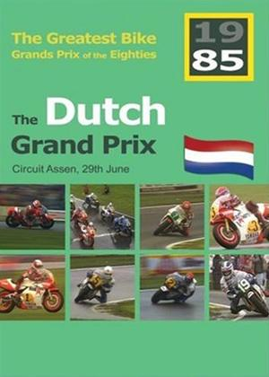 Rent Great Bike GPs of the 80s: Dutch 1985 Online DVD Rental