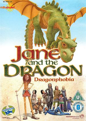 Rent Jane and the Dragon: Dragonphobia Online DVD & Blu-ray Rental