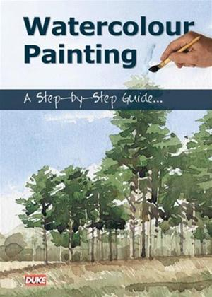 Rent Watercolour Painting: An Instructional Guide Online DVD Rental