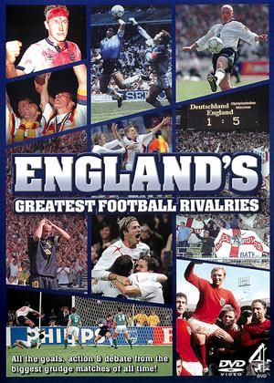Rent England's Greatest Football Rivalries Online DVD Rental