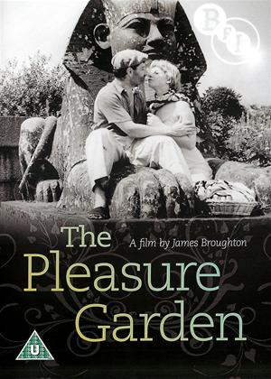 Rent The Pleasure Garden Online DVD Rental