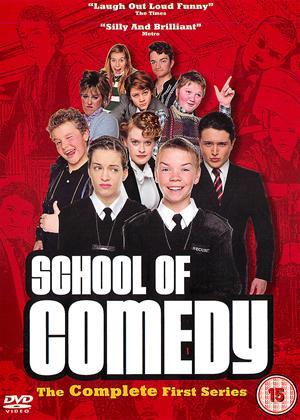 Rent The School of Comedy: Series 1 Online DVD Rental