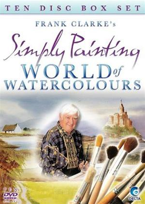 Rent Frank Clarke's Simply Painting: World of Water Colours Online DVD Rental