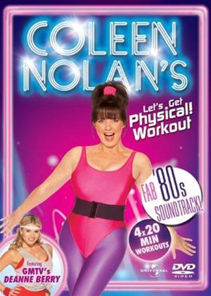 Rent Coleen Nolan: Lets Get Physical Online DVD Rental
