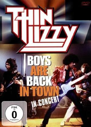 Rent Thin Lizzy: Boys Are Back in Town in Concert Online DVD Rental
