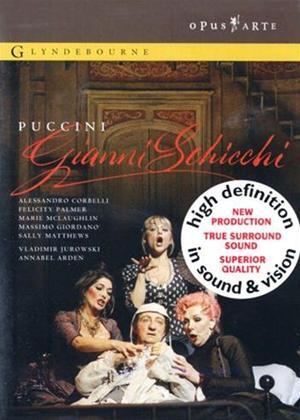 Rent Puccini: Gianni Schicci Online DVD Rental