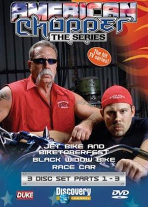 Rent American Chopper: Series 1: Parts 1 Online DVD Rental