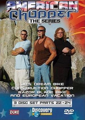 Rent American Chopper: Parts 22-24 Online DVD Rental