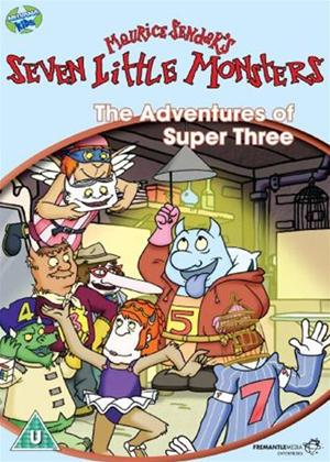 Rent Seven Little Monsters: The Adventures of The Super Three Online DVD Rental