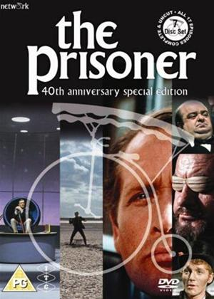 Rent The Prisoner: 40th Anniversary Special Edition Online DVD Rental
