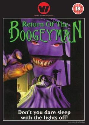 Rent Return of the Boogeyman Online DVD Rental