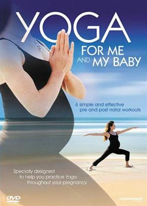 Rent Yoga for Me and My Baby Online DVD Rental