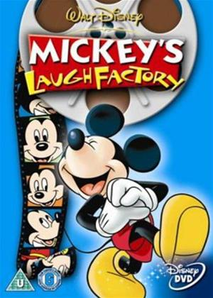 Rent Mickey's Laugh Factory Online DVD Rental