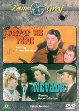 Rent West of the Pecos / Nevada Online DVD Rental