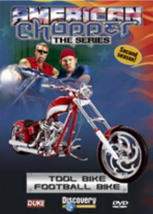 Rent American Chopper: Tool Bike and Football Bike Online DVD Rental