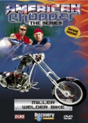 Rent American Chopper: Miller Welder Bike Online DVD Rental