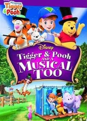 Rent My Friends Tigger and Pooh: Tigger and Pooh and a Musical Too Online DVD Rental