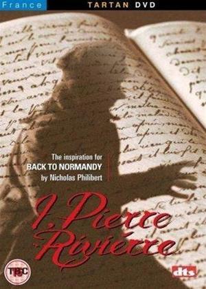 Rent I, Pierre Rivierre (aka Je suis Pierre Riviere) Online DVD Rental