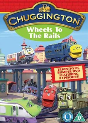 Rent Chuggington: Work Those Wheels Online DVD Rental