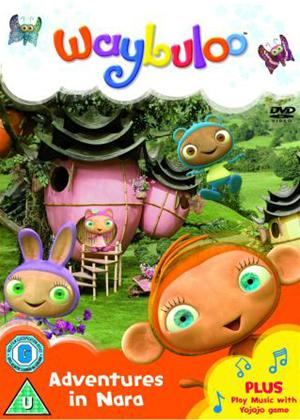 Rent Waybuloo: Adventures in Nara Online DVD Rental
