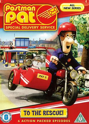 Rent Postman Pat: Special Delivery Service: To the Rescue! Online DVD Rental