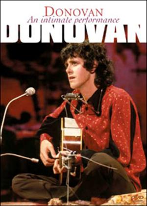 Rent Donovan: An Intimate Performance Online DVD Rental