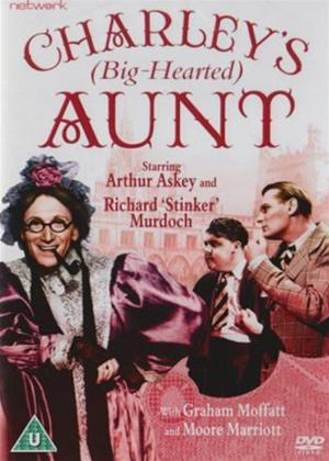 Rent Charley's Big Hearted Aunt Online DVD Rental