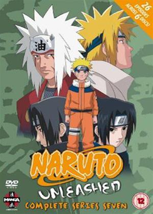 Rent Naruto Unleashed: Series 7 Online DVD Rental