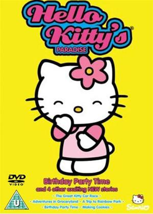Rent Hello Kitty: Birthday Party Online DVD Rental