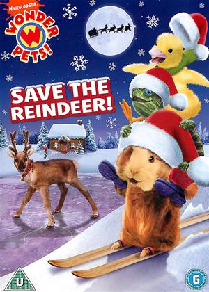 Rent Wonder Pets: Save the Reindeer Online DVD Rental