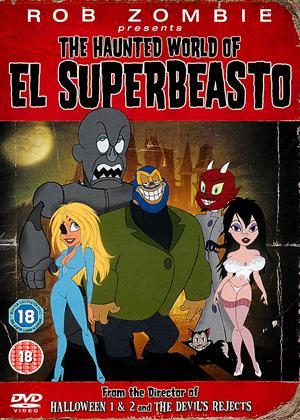 Rent The Haunted World of El Superbeasto Online DVD Rental