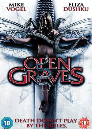Rent Open Graves Online DVD Rental