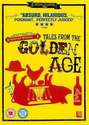 Rent Tales from the Golden Age (aka Amintiri din epoca de aur) Online DVD & Blu-ray Rental