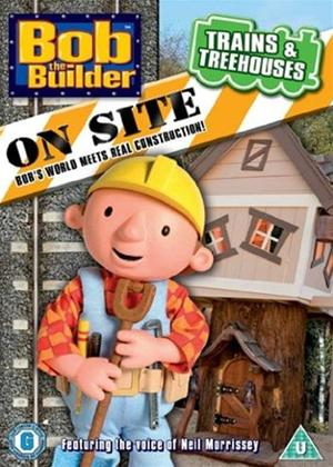 Rent Bob the Builder: Trains and Treehouses Online DVD Rental