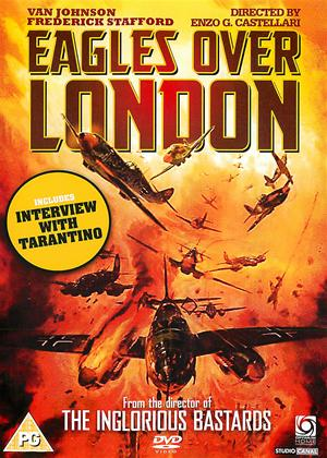 Rent Eagles Over London (aka La battaglia d'Inghilterra) Online DVD Rental