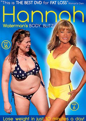 Rent Hannah Waterman's Body Blitz Online DVD Rental