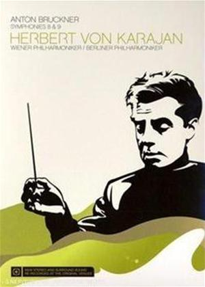 Rent Bruckner: Symphonies 8 and 9 Online DVD Rental
