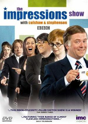 Rent The Impressions Show with Culshaw and Stephenson: Series 1 Online DVD Rental