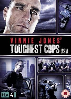 Rent Vinnie Jones: Toughest Cops USA Online DVD Rental