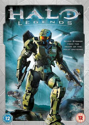 Rent Halo Legends Online DVD & Blu-ray Rental