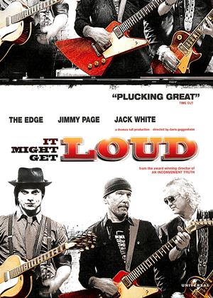 Rent It Might Get Loud Online DVD Rental